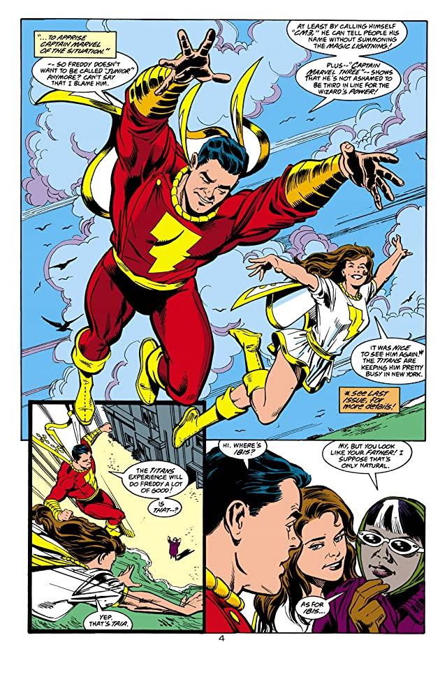 The Power of Shazam (1995-1999) #38