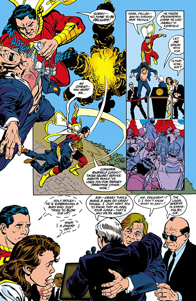 click for super-sized previews of The Power of Shazam (1995-1999) #42