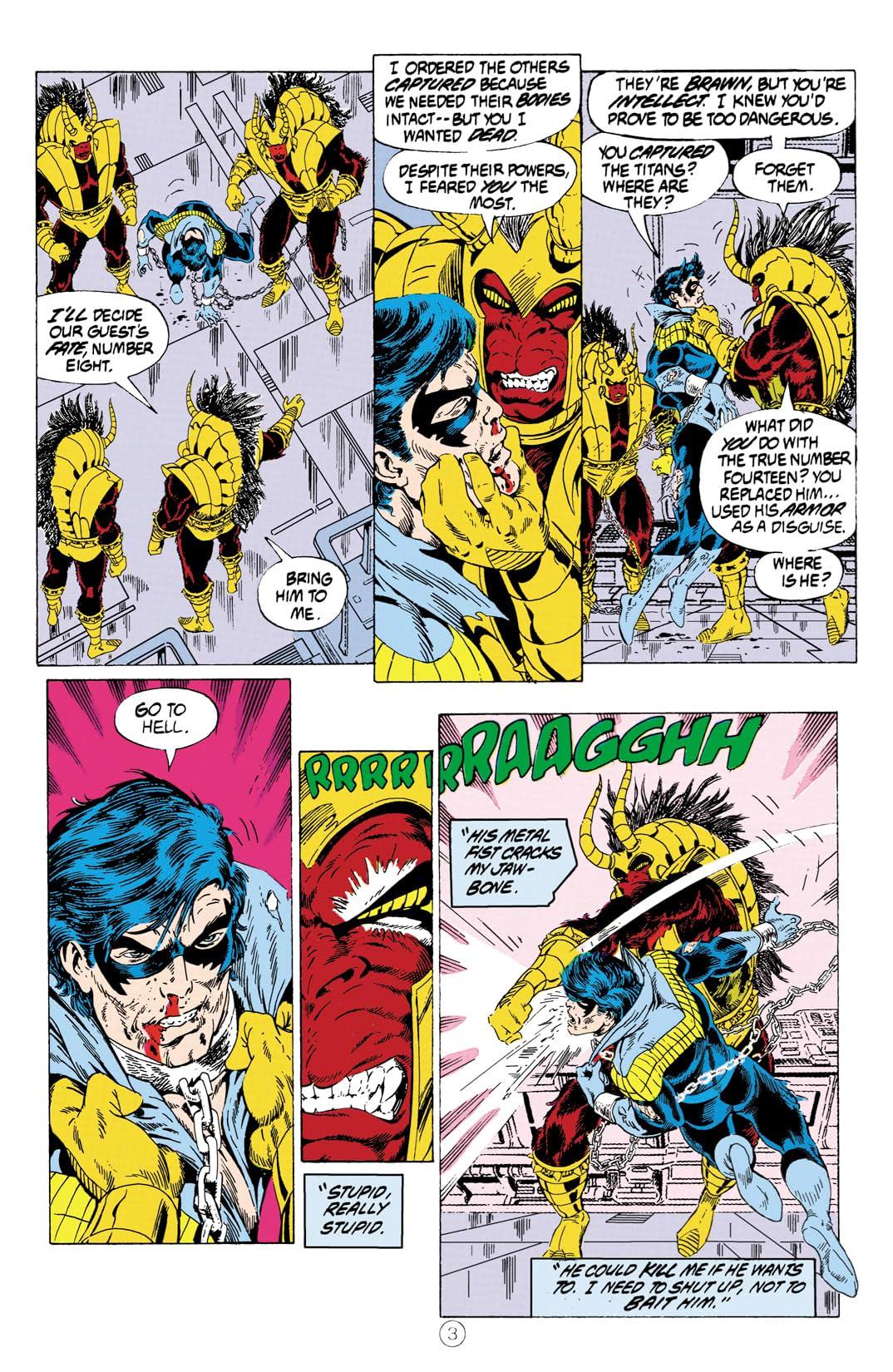 The New Titans (1984-1996) #75