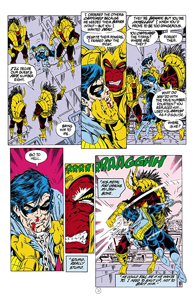 The New Titans (1984-1996) #75
