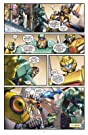 click for super-sized previews of Transformers: Robots In Disguise (2011-) #1