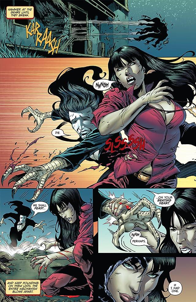 Vampirella #10