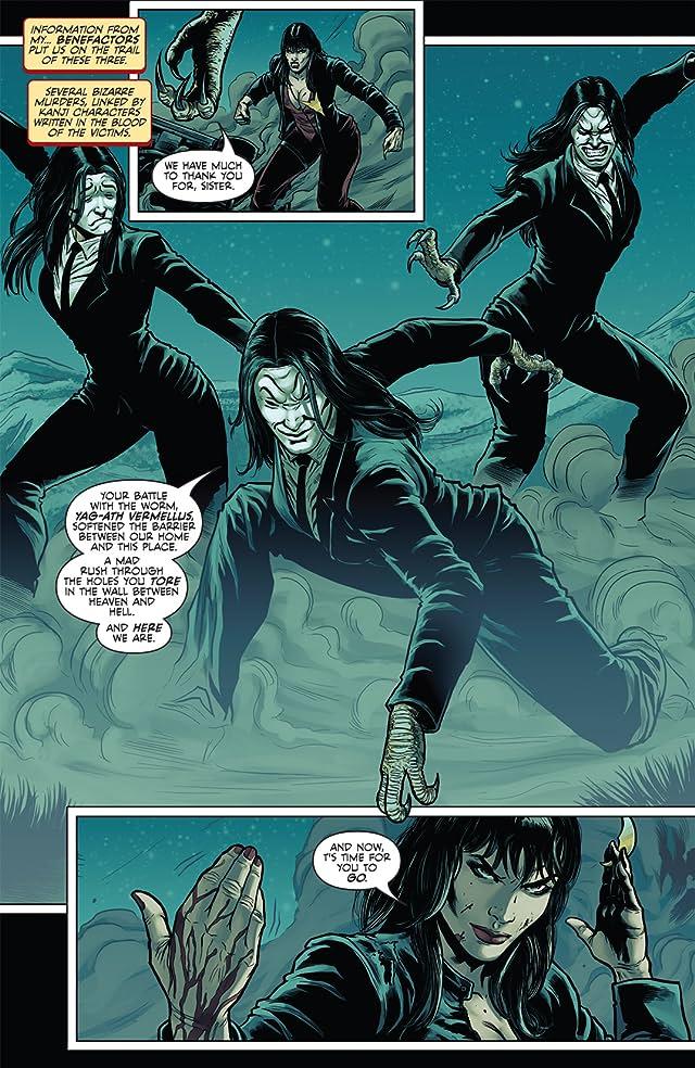 Vampirella #9