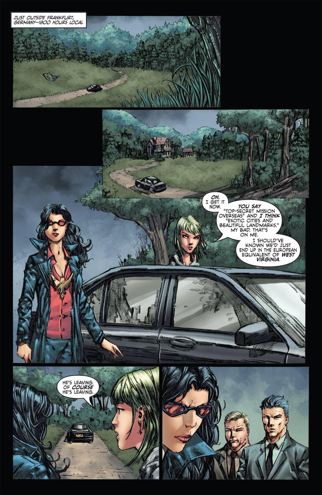 Vampirella #11