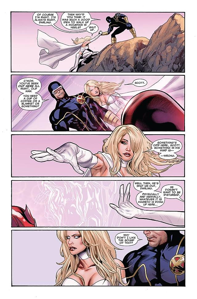 Uncanny X-Men (1963-2011) #521