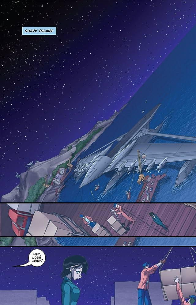 Sky Sharks #4 (of 5)