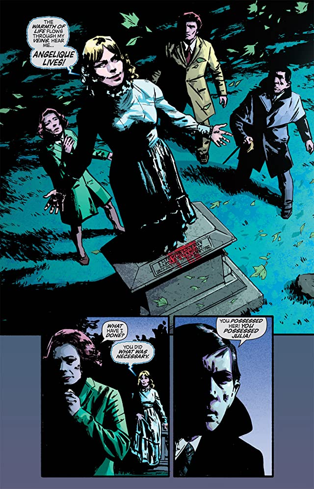 click for super-sized previews of Dark Shadows (Ongoing) #3