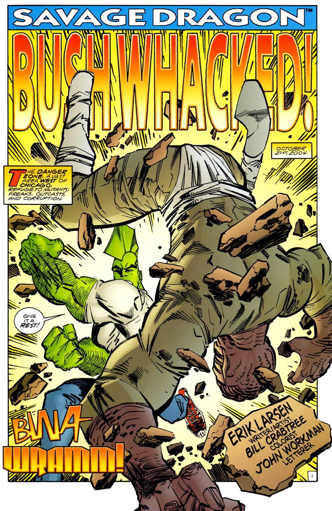 Savage Dragon #119