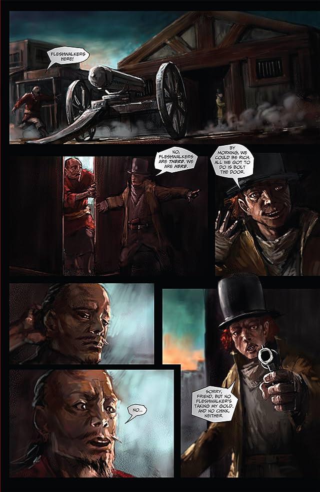 Brimstone #5 (of 7)