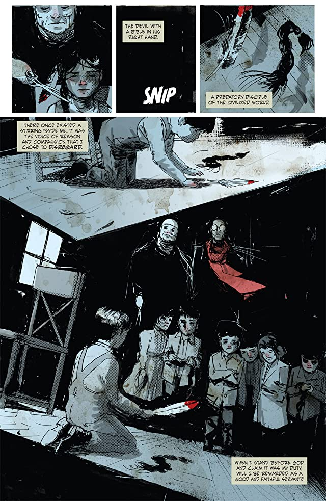 click for super-sized previews of Green Wake #9