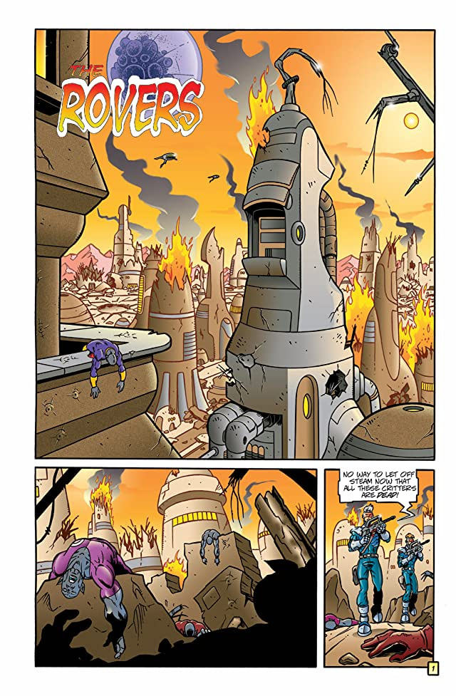 click for super-sized previews of Rovers: Preview
