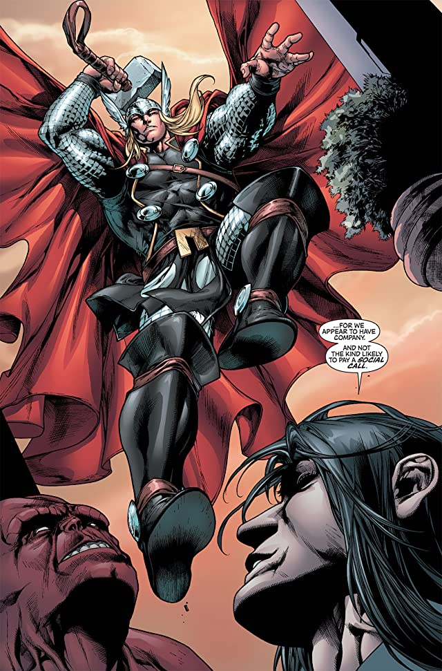 click for super-sized previews of Thor: Deviants Saga #2