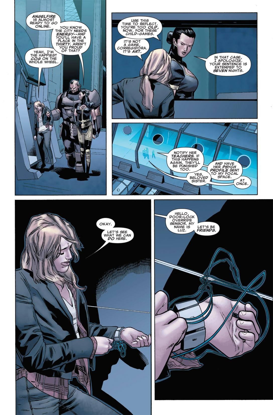 X-Men: Legacy (2008-2012) #238