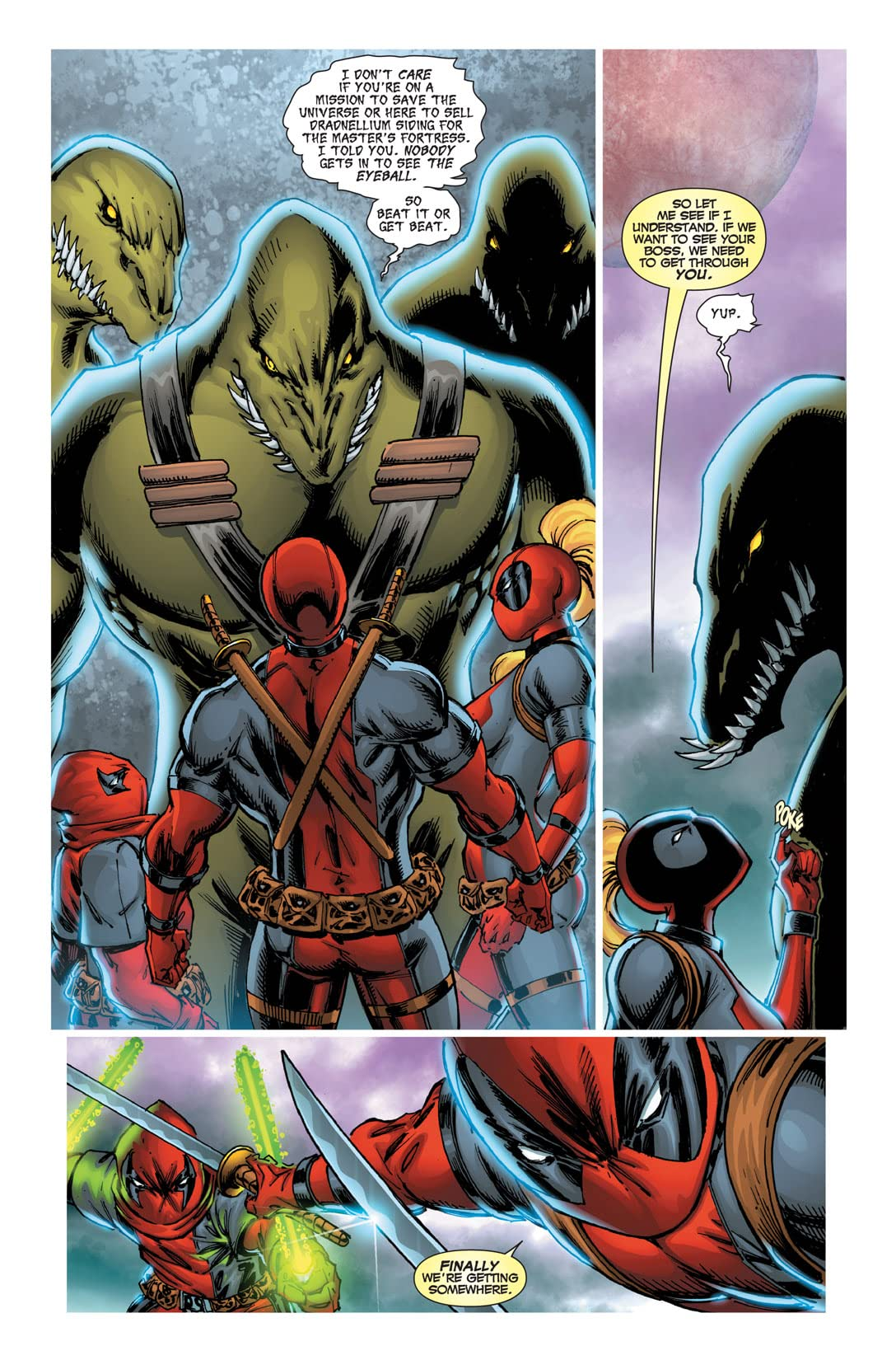 Deadpool Corps #4