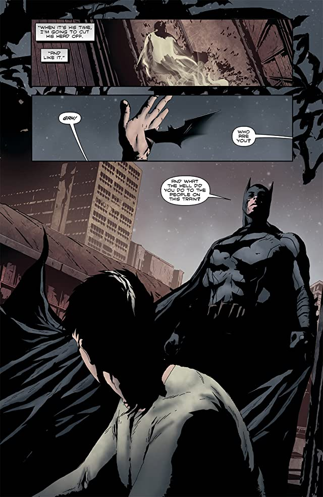 click for super-sized previews of I, Vampire (2011-2013) #5
