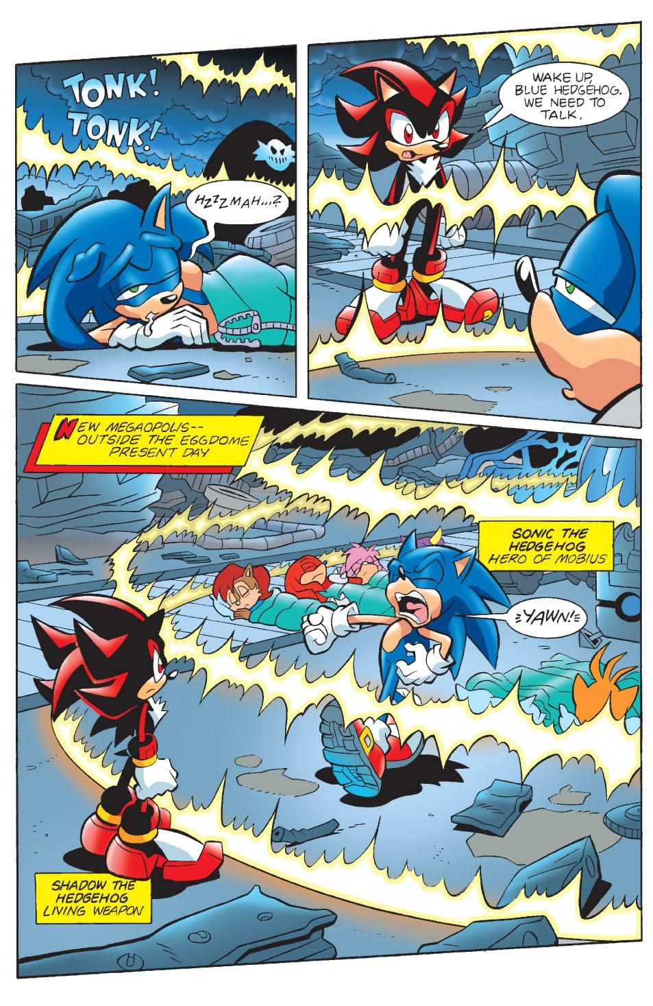 Sonic Universe #2 - Comics by comiXology
