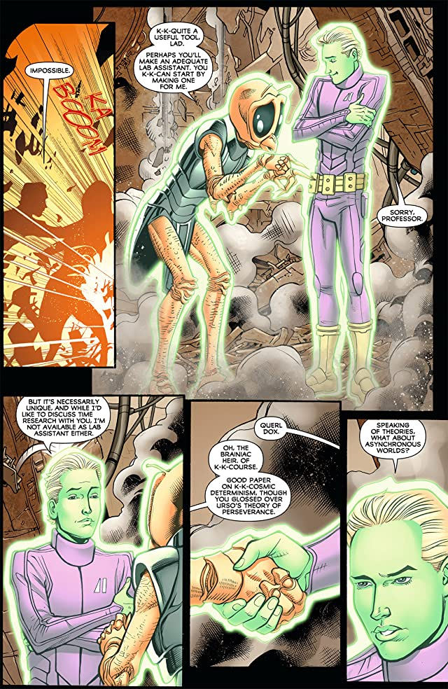 click for super-sized previews of Legion: Secret Origin (2011-) #4