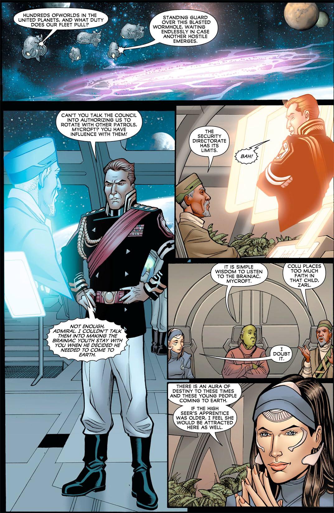 Legion: Secret Origin (2011-) #4 (of 6)