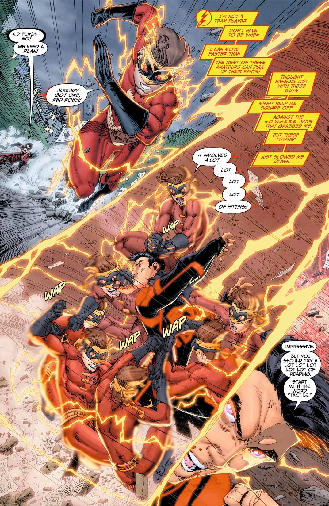 Teen Titans (2011-2014) #5