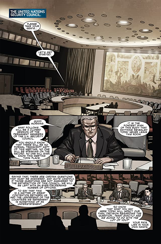 click for super-sized previews of Secret Warriors (2008-2011) #17