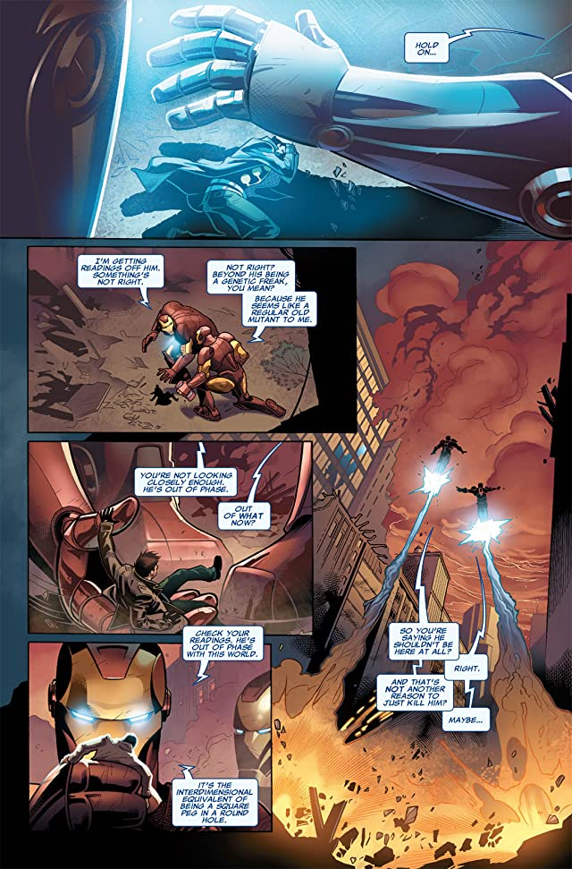 click for super-sized previews of X-Factor (2005-2013) #231