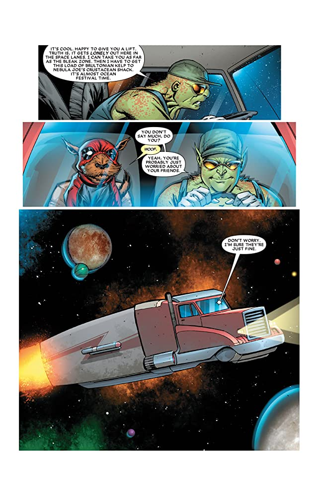 click for super-sized previews of Deadpool Corps #3