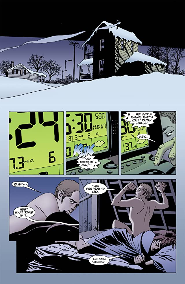 click for super-sized previews of 100 Bullets #71