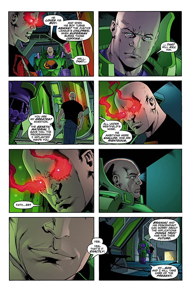 click for super-sized previews of Teen Titans (2003-2011) #25