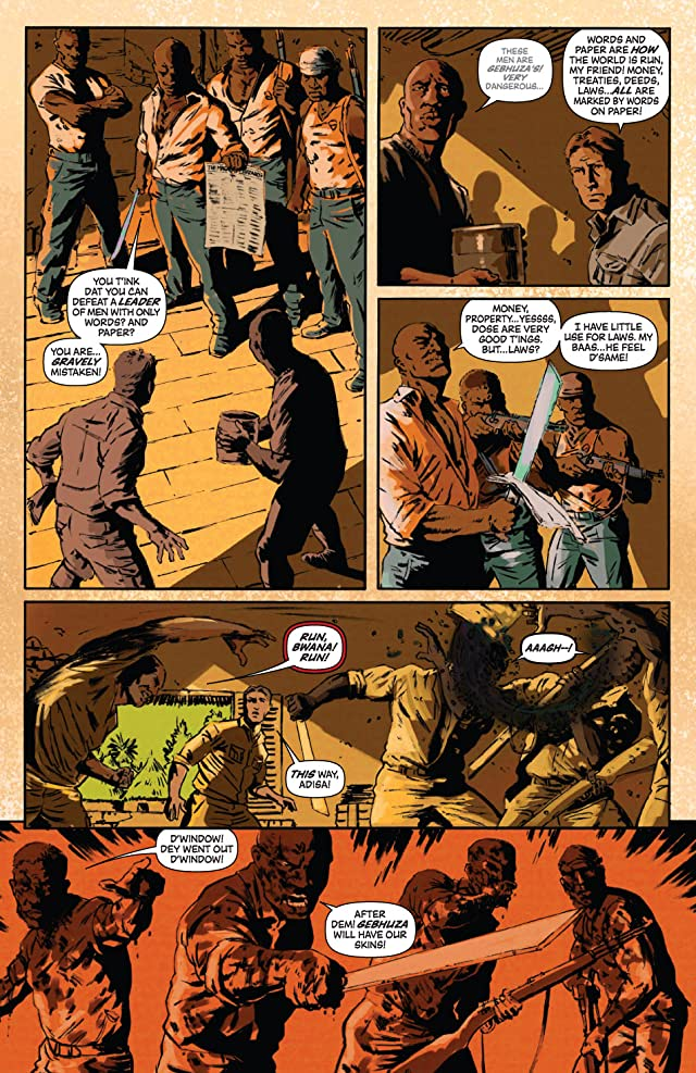 click for super-sized previews of Green Hornet: Year One #2