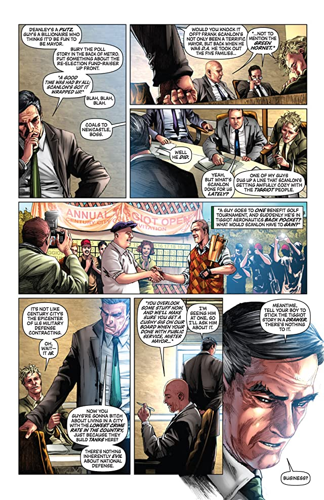 Kevin Smith's Green Hornet #2
