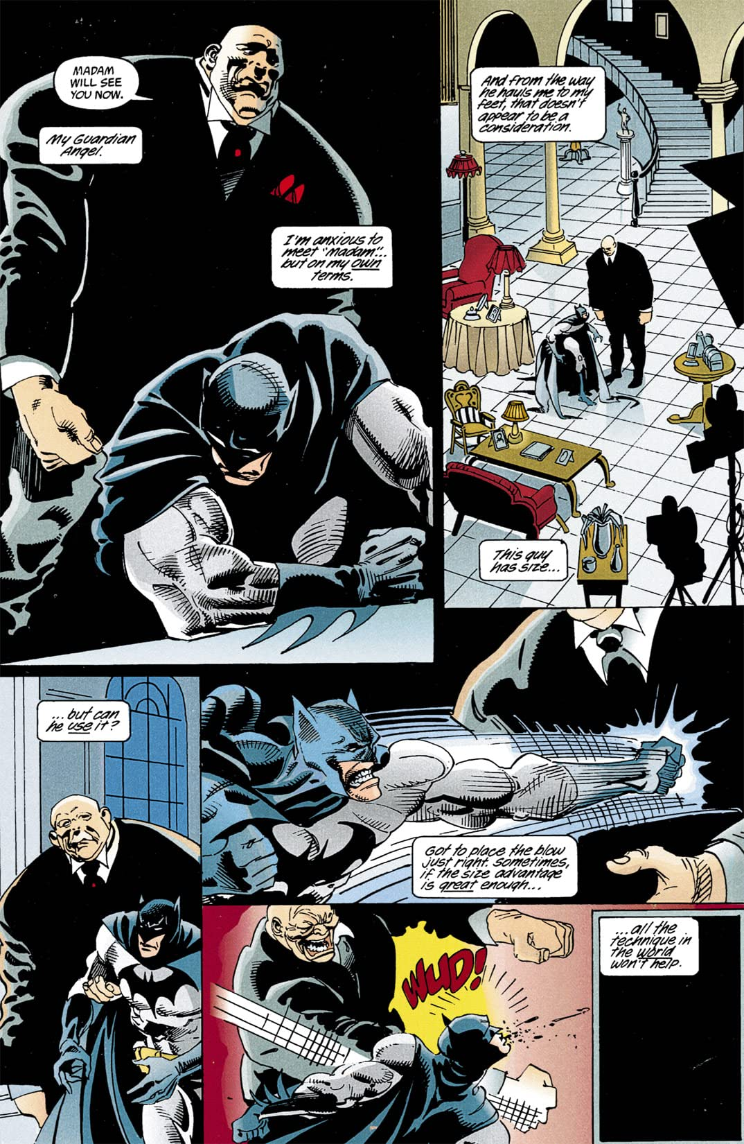 Batman: Legends of the Dark Knight #41