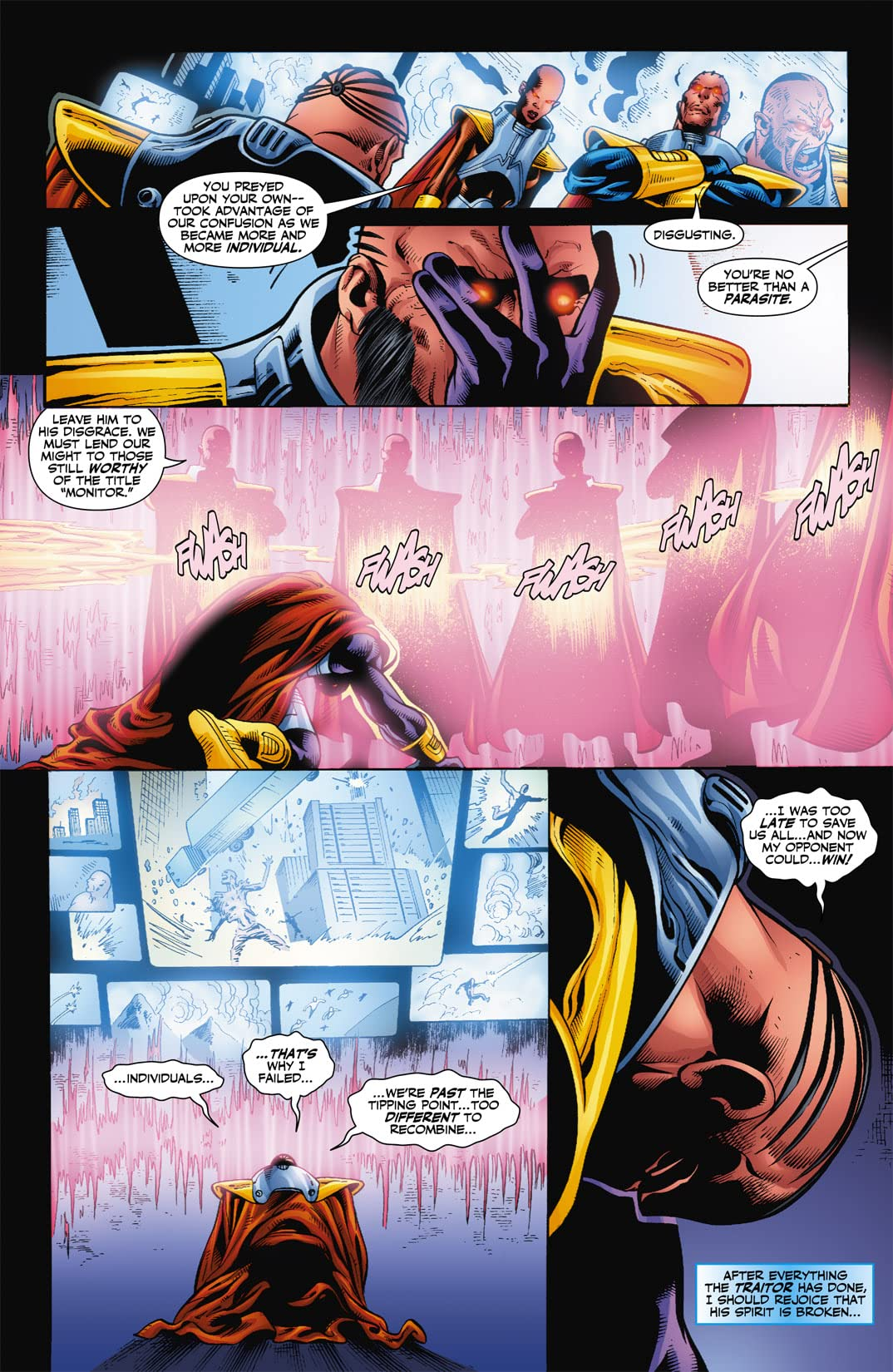 Countdown to Final Crisis #16