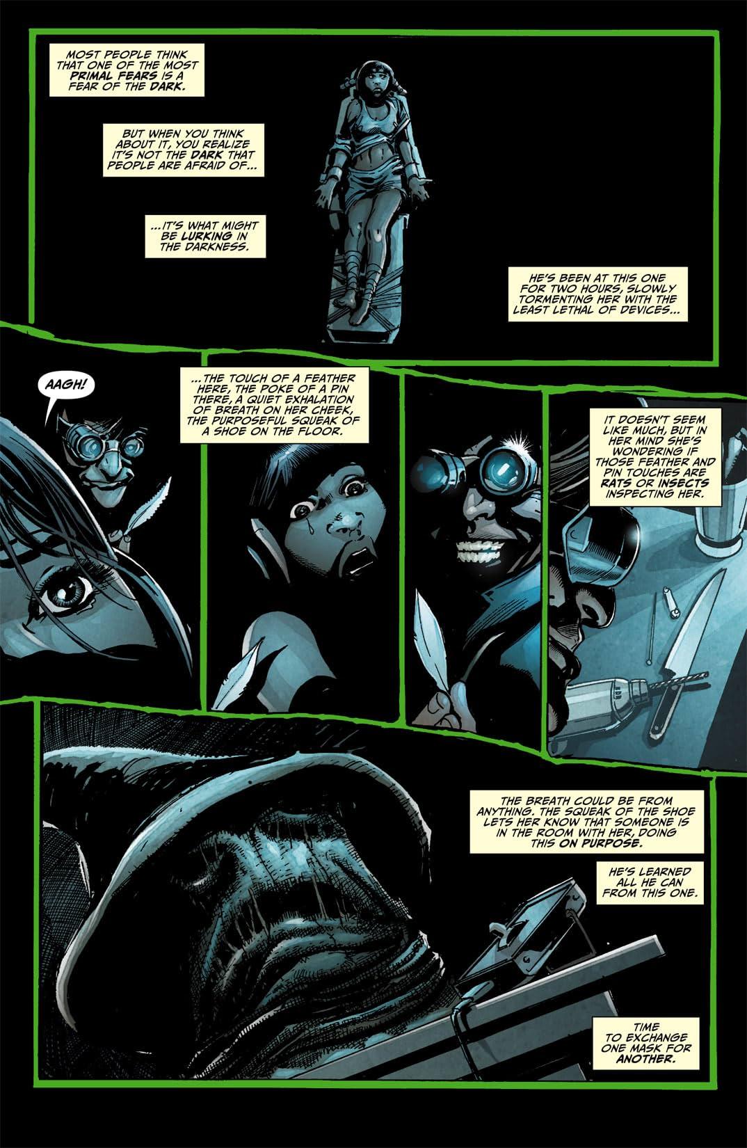 Detective Comics (1937-2011) #836