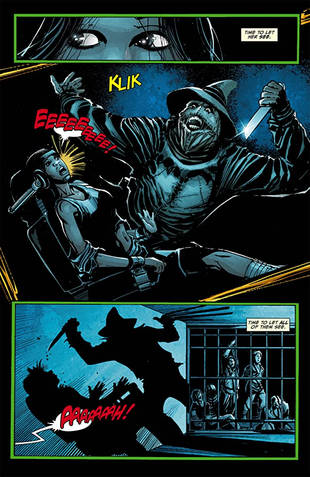 click for super-sized previews of Detective Comics (1937-2011) #836