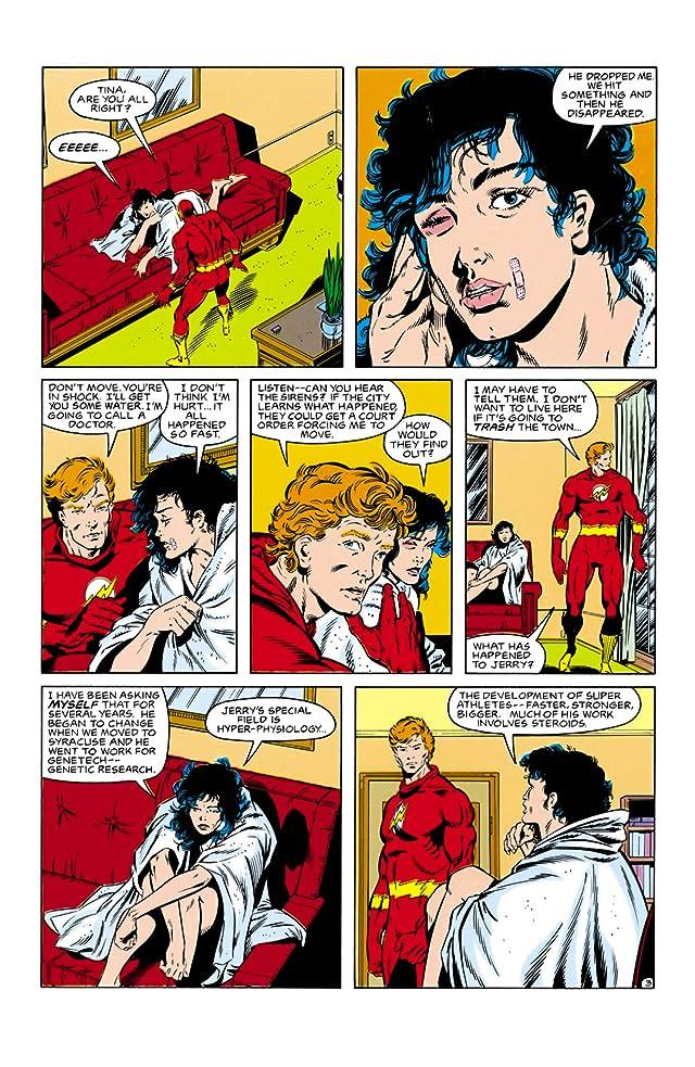The Flash (1987-2009) #6