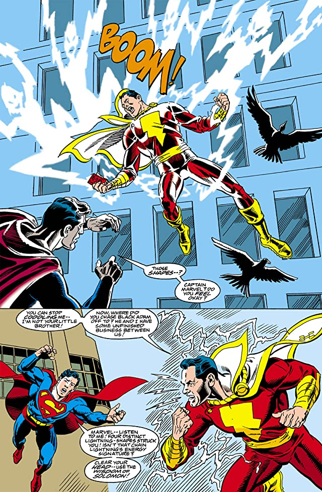 The Power of Shazam (1995-1999) #46