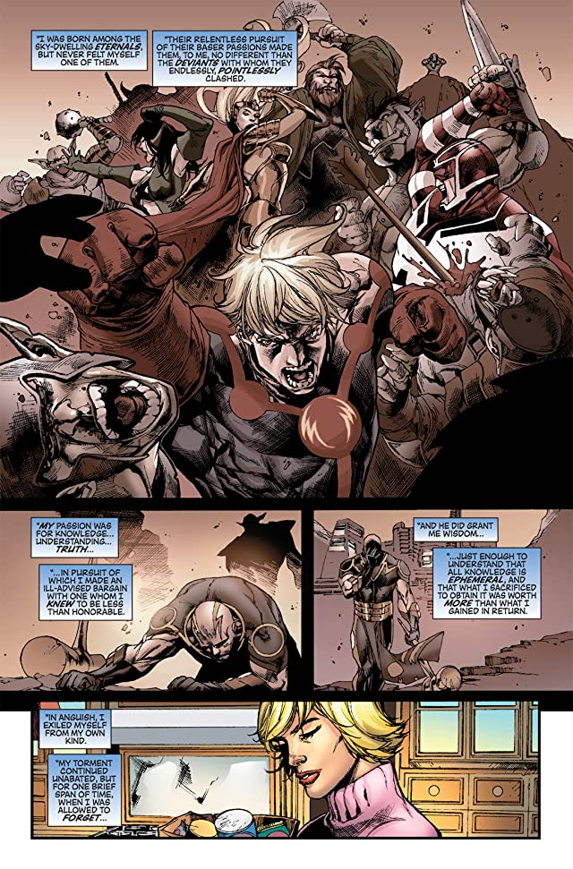 click for super-sized previews of Thor: Deviants Saga #4
