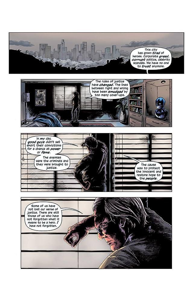 Misadventures of Adam West #1