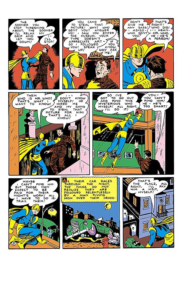 click for super-sized previews of More Fun Comics (1936-1947) #73