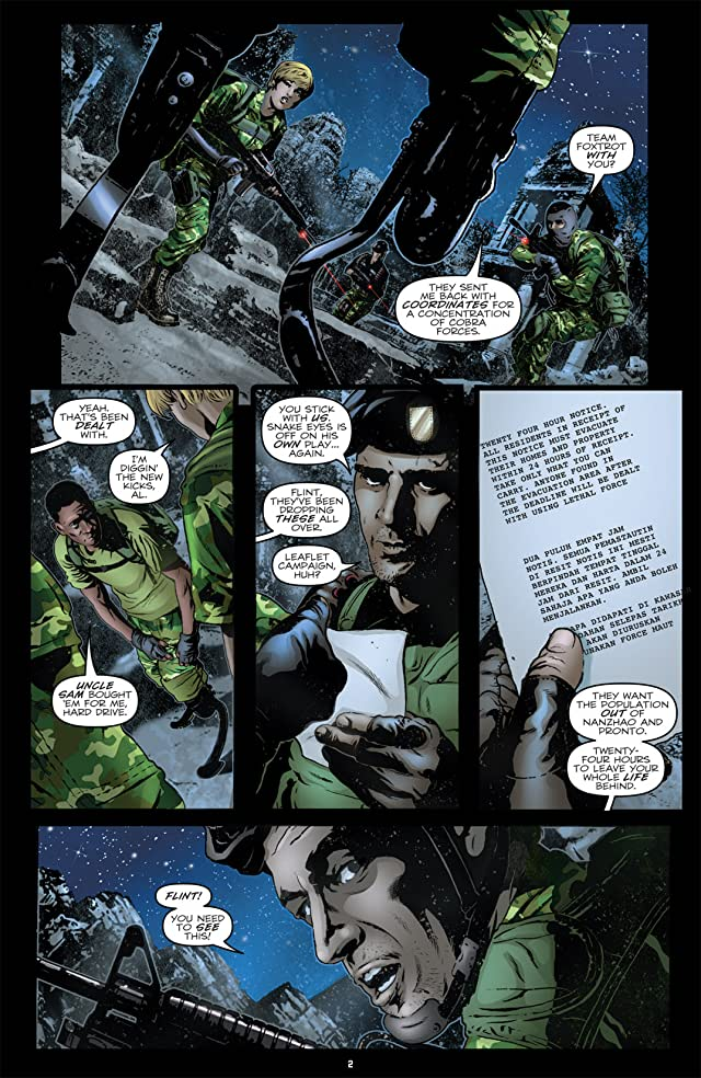 click for super-sized previews of G.I. Joe (2011-2013) #10