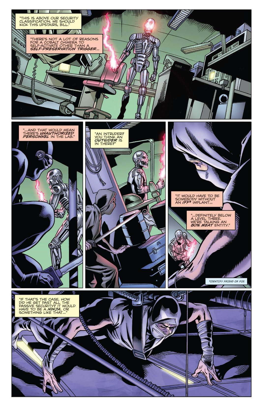 G.I. Joe: A Real American Hero #175