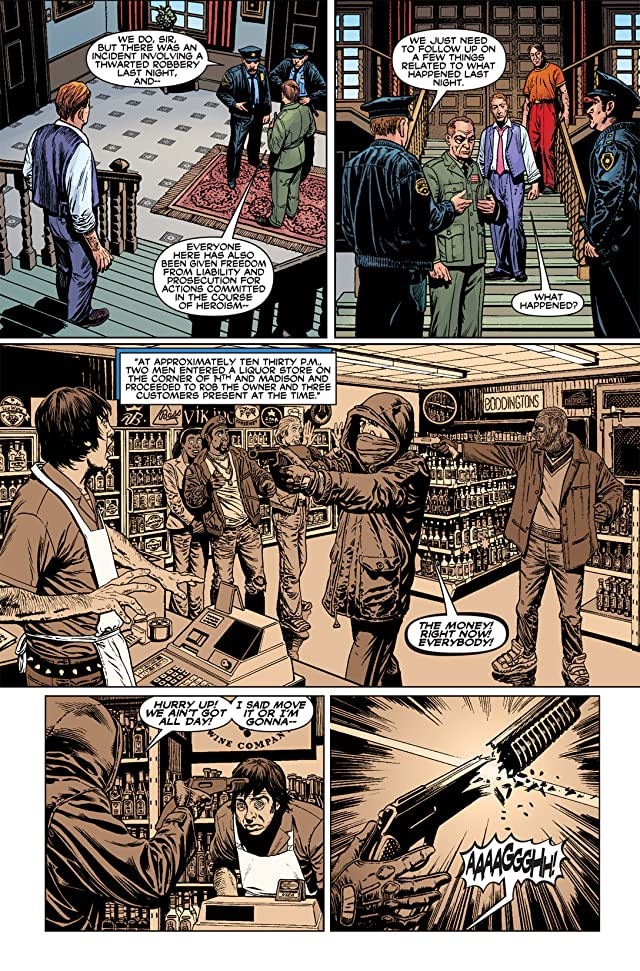 click for super-sized previews of The Twelve #4
