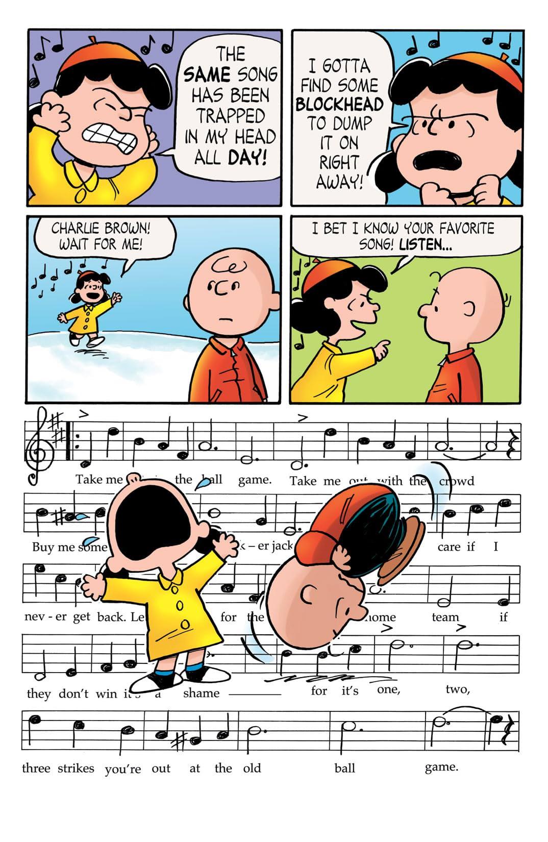 Peanuts #1
