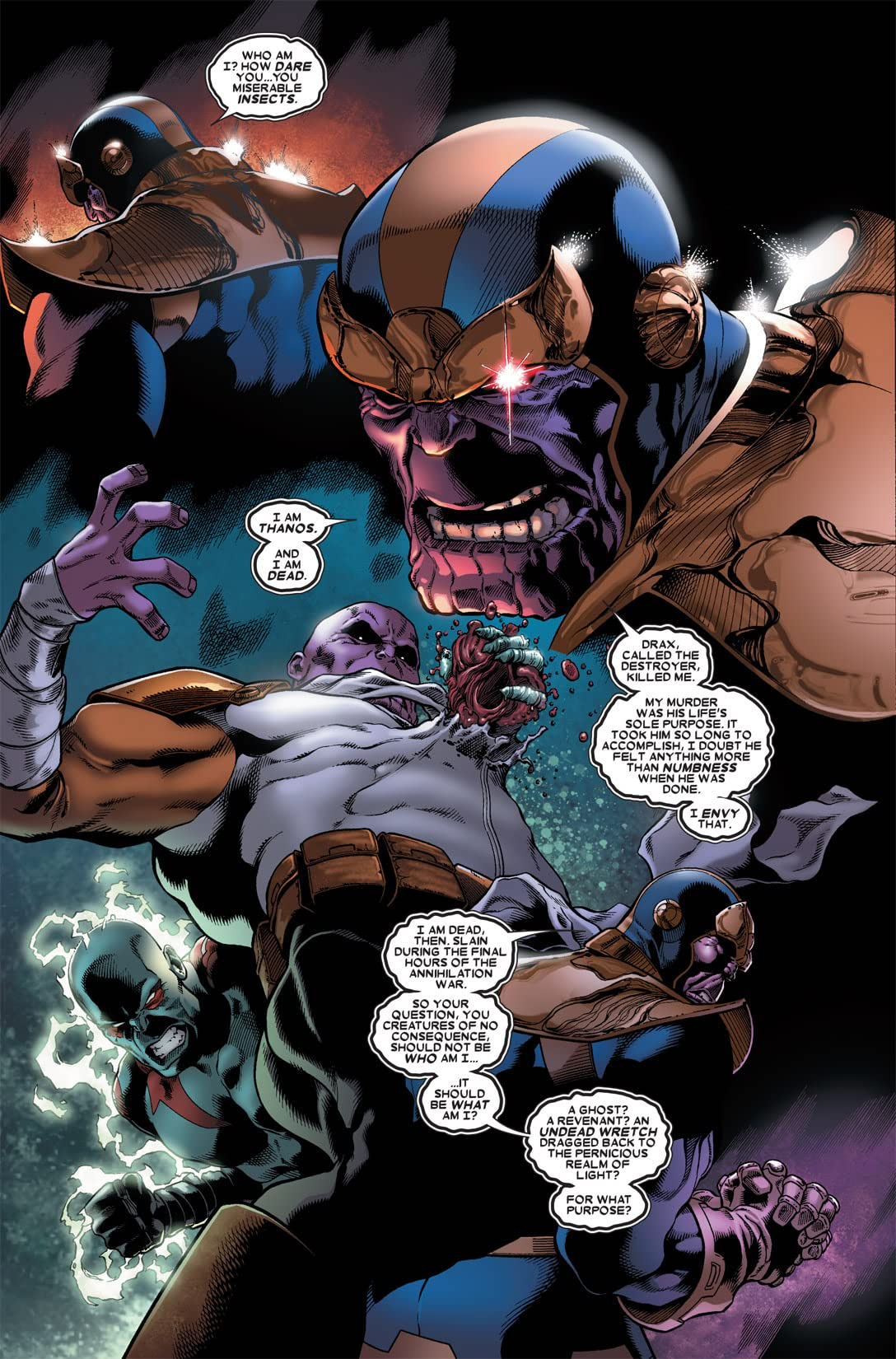 The Thanos Imperative: Ignition