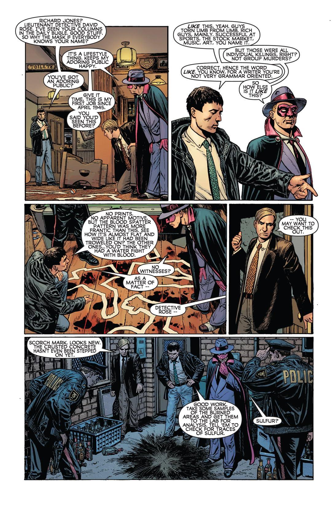 The Twelve #7 (of 12)