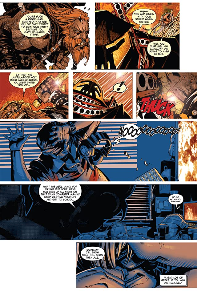 click for super-sized previews of X-Men (2010-2013) #8