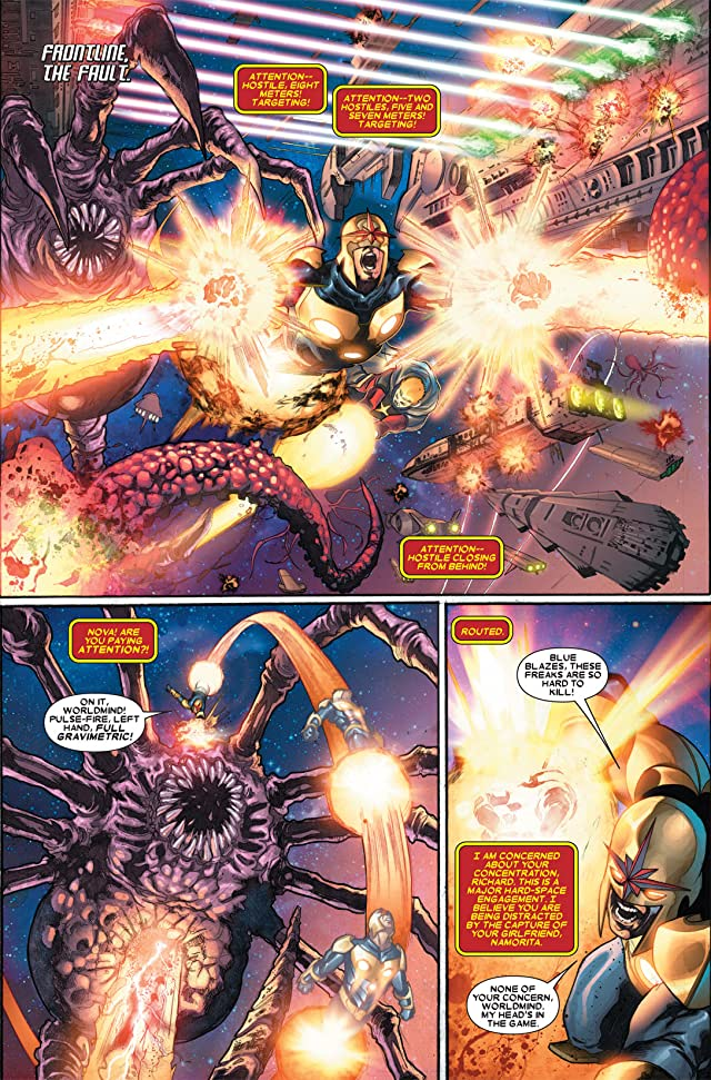 The Thanos Imperative #2 (of 6)