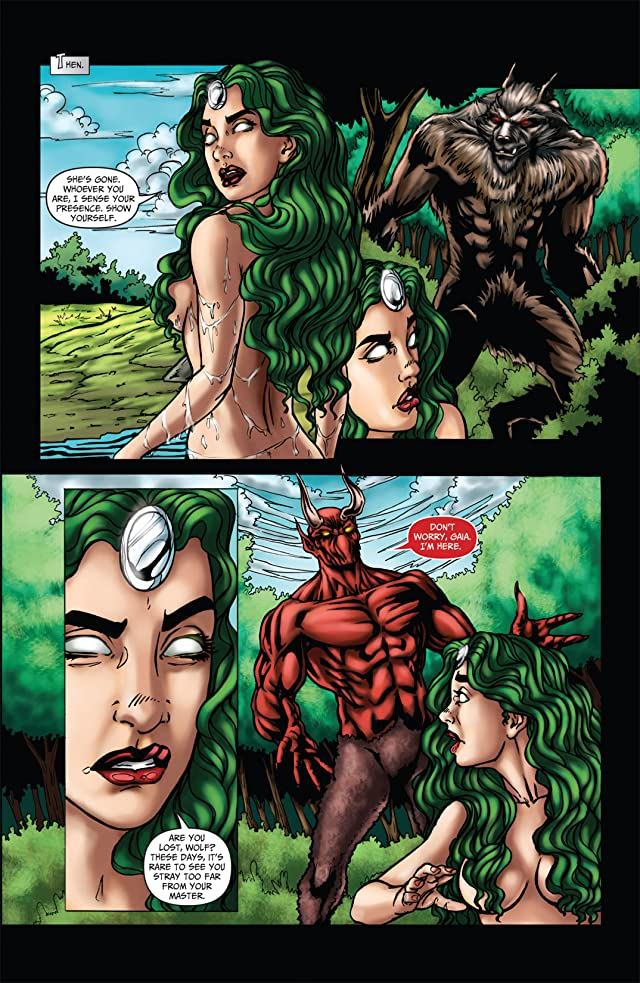Grimm Fairy Tales #60