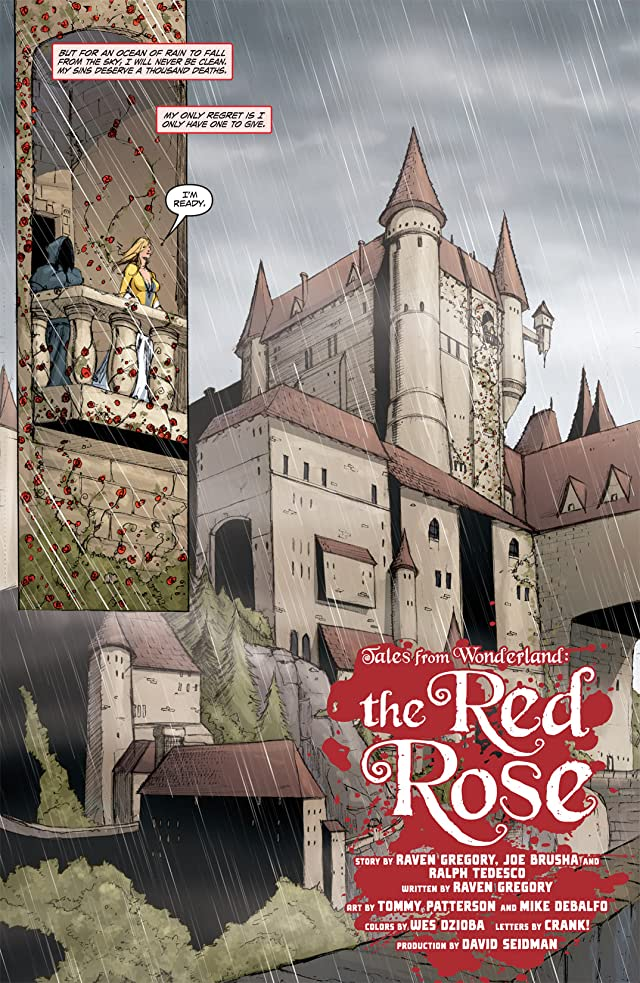click for super-sized previews of Tales From Wonderland: Red Rose