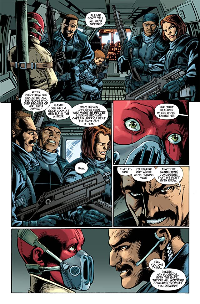 click for super-sized previews of Fear Itself: The Fearless #8